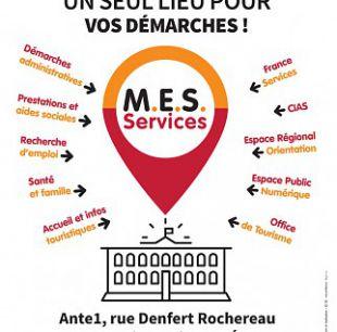 OUVERTURE M.E.S. SERVICES À SAINT-MAIXENT-L'ÉCOLE