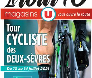 TOUR DES DEUX-SÈVRES DE PASSAGE À CHERVEUX