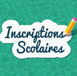 INSCRIPTION SCOLAIRE POUR L'ANNÉE 2021-2022