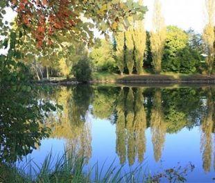 Plan d'eau de Cherveux - St Christophe